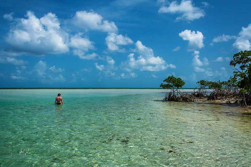 The Most Beautiful Beach In The Florida Keys
