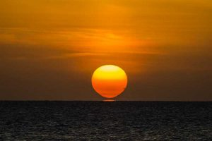 sunset-florida-keys-native-guidace